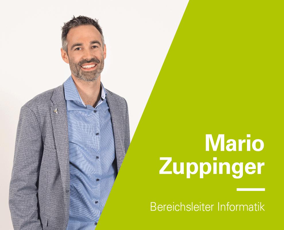 Mario Zuppinger