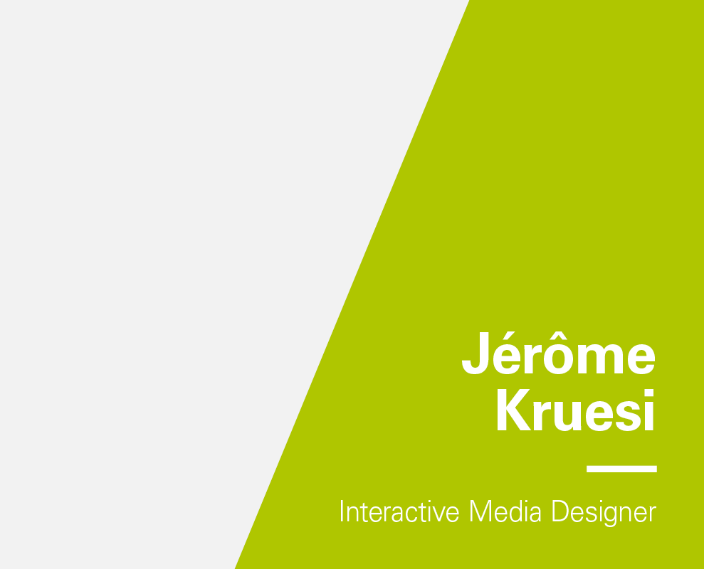 Jérôme Kruesi