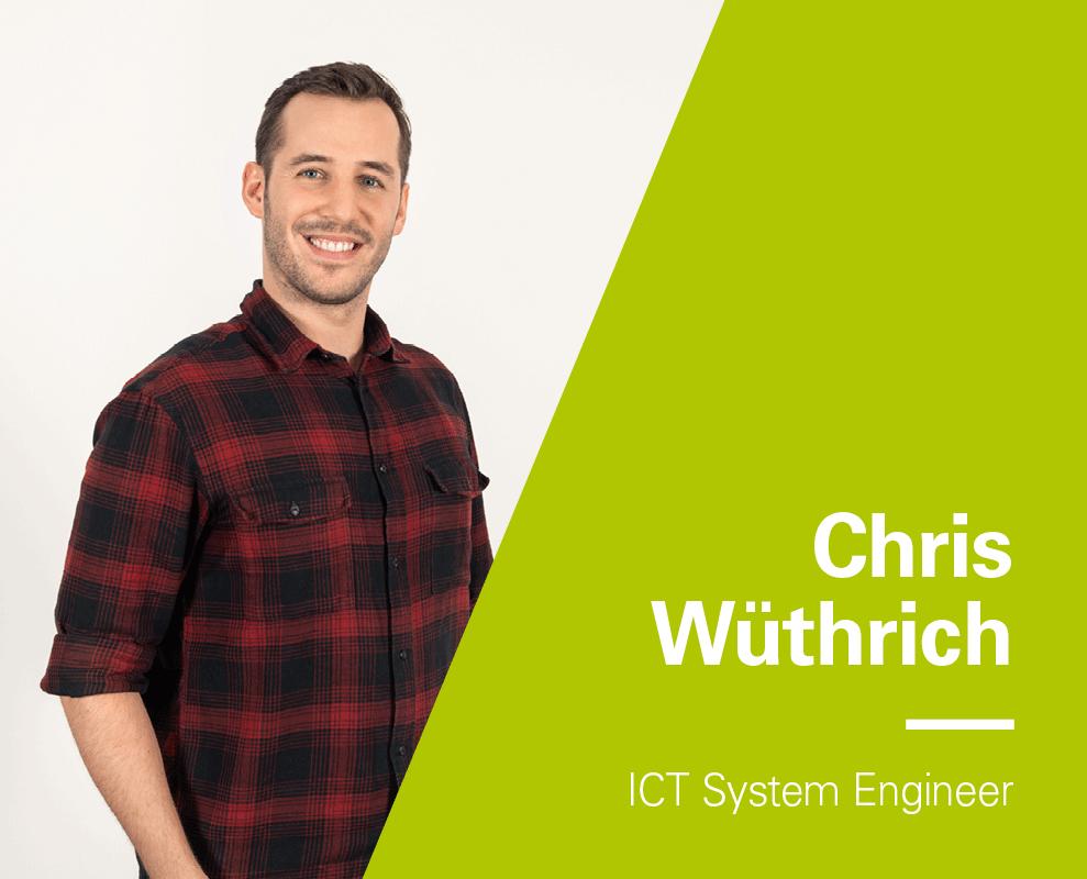 Chris Wüthrich