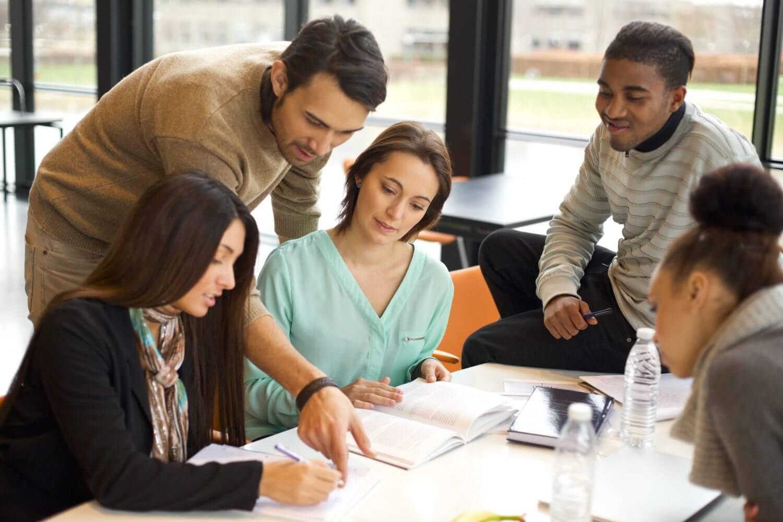 Erwachsene im Bildungssektor
